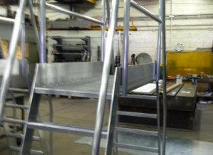 Aluminum Crossover Platform